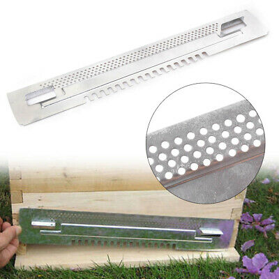 Bee Hive Sliding Mouse Guards Travel Gate Beekeeping Tool Hot Equipment Bre Z1N8