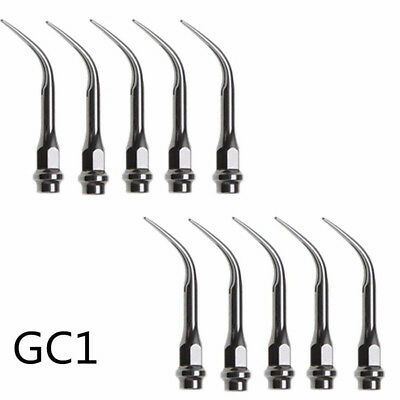 10x Dental Scaling GC1 Tip Used For KAVO Woodpecker type Ultrasonic Scaler