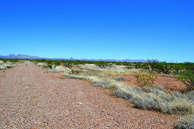 0.13 acres +/- Vacant Land - Douglas, Cochise Co., AZ | Tiny house approved!