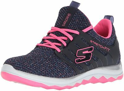 SKECHERS KIDS' DIAMOND Runner Sparkle Sprint Sneaker Size