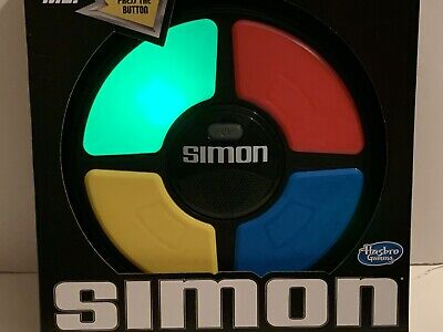 Simon Game by Hasbro 2015 NEW SEALED