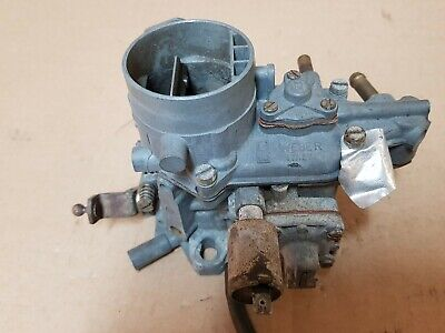 ford cortina mk2 1600 weber carburetor