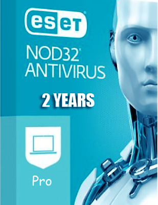 ESET NOD32 INTERNET SECURITY AND ANTIVIRUS - Original Product Key 2 Years 3 PCs