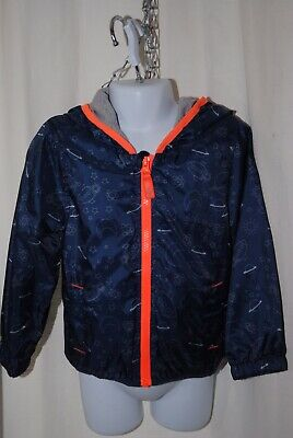 Mothercare Boys Lightweight Space Cadet Jacket Age 3-4 Years