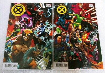 House of X 3 & Powers of X 3 Connecting Variant Covers Set NM Asrar 1st print