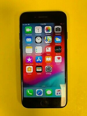 Apple iPhone 7 - 32GB - Black (T-Mobile) A1778 (GSM) Good Condition - Bad IMEI