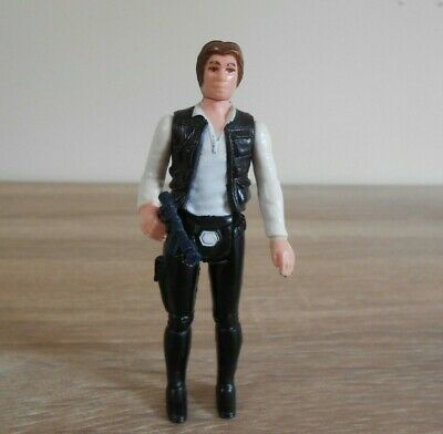 Vintage Star Wars Han Solo Kenner Original 1977 First 12 Small Head
