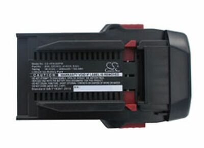 Replacement Battery For Hilti B36 36V