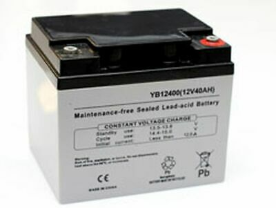 Replacement Battery For Batteries And Light Bulbs It-Yb12400 12V