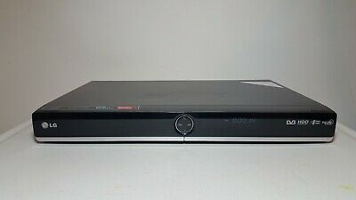 LG RHT497H HDD/DVD Recorder, 160GB HDD, DVB Freeview, HDMI