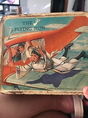 Flying Nun  Lunch Pail