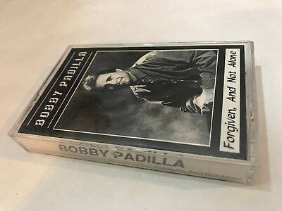 Bobby Padilla, Forgiven And Not Alone, Cassette