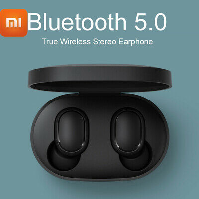 hot Xiaomi Redmi Airdots TWS Bluetooth 5.0 Earphones Earbuds Suitable iphone 11