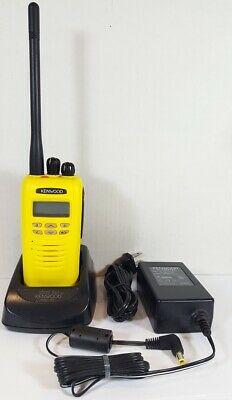 Kenwood TK-3212K Radio Portable UHF 4W 450-470 128 CH with display