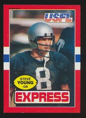 STEVE YOUNG LOS ANGELES EXPRESS 8X10 SPORTS PHOTO #70