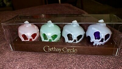 Poison Apple Light-Up Glow Cube Set 2019 From DCA Carthay Circle Bar