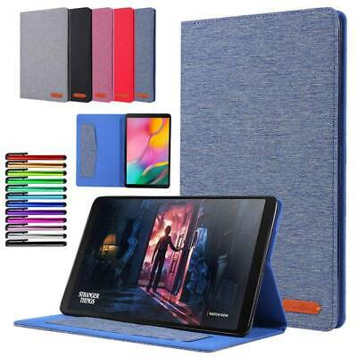 """For Samsung Galaxy Tab A 10.1"""" 2019 SM-T510 Case Tablet Leather Stand Card Cover"""