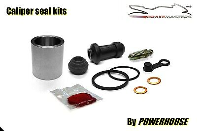 Honda NH90 M Lead front brake caliper piston & seal rebuild repair kit set 1993