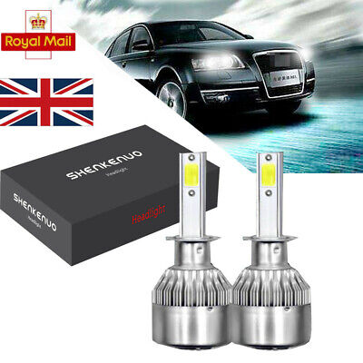 2x H1 HID XENON HEADLIGHTS CONVERSION KIT FOR HONDA CIVIC TYPE R S FACELIFT EP3