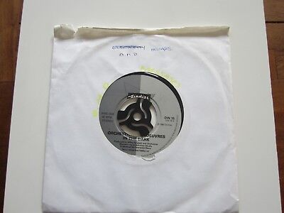 """Orchestral Manoeuvres in the Dark (OMD) 7"""" Vinyl Single Messages DIN 15"""