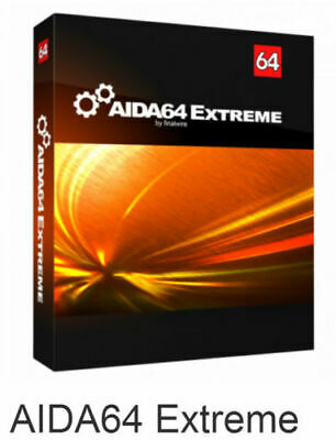 AIDA64 Extreme 5.97| FULL VERSION 2019| License key for multiple pc,s✔️100%Genun