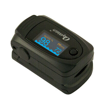 MD300-C63 OxyWatch OLED Fingertip Pulse Oximeter