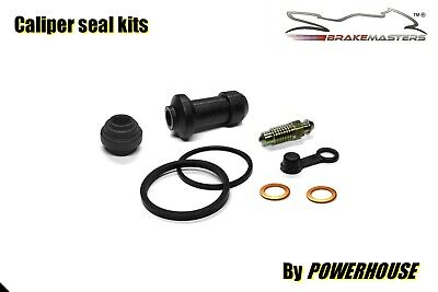 Honda XR100 M Motard rear brake caliper seal rebuild repair kit 2006