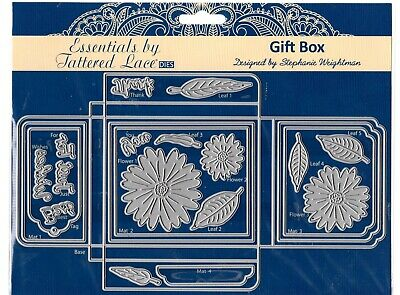Tattered Lace Gift Box - NEW