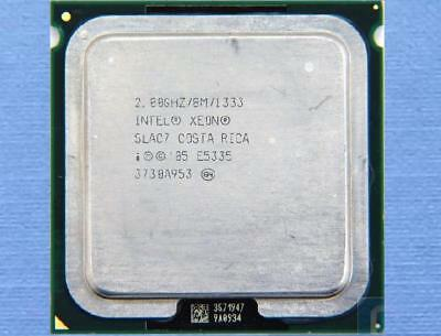 Intel Xeon E5335 2GHz 8MB 1333MHz SLAEK LGA771 CPU Server Processor