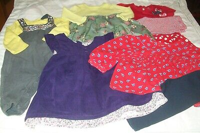 Baby girls clothes M&S/Jojo Maman/Next bundle 6-9m - combined postage available