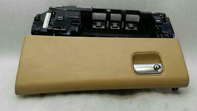 PORSCHE Panamera 970  Glovebox 97055220409 Handschuhfach LEATHER BEIGE