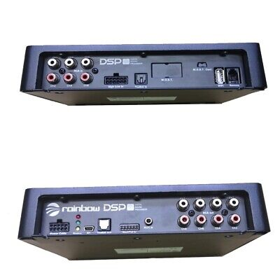 DSP 1.8 Rainbow mit Wifi Modul Digital Sound Processor
