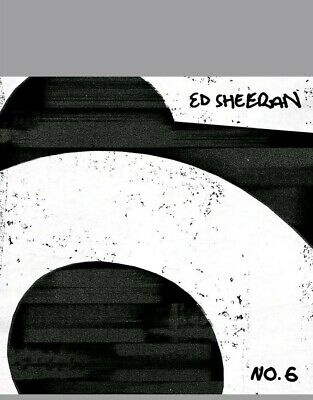 Ed Sheeran - No6 Collaborations Project [CD] Sent Sameday **BRAND NEW/SEALED**