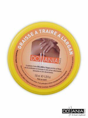 Graisse à traire à l'Argan 150ml - Dollania