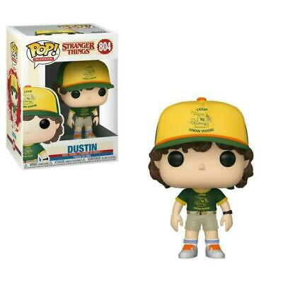 Funko Stranger Things - Dustin at Camp Pop! Vinyl Figure