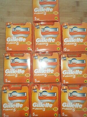 Lame de rasoir gillette fusion 5 Power x5 neuve