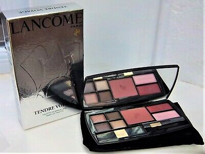 Lancome Tendre Voyage Make-Up Palette - Boxed With Lancome Pouch