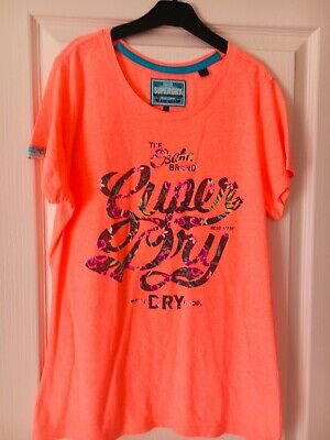 t shirt fille ou dame  Super dry XL
