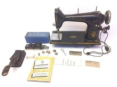 Vintage Free Westinghouse ALB114105 USA Black Electric Sewing Machine Parts