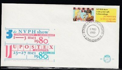 NETHERLANDS Youth Philately FIRST DAY COVER