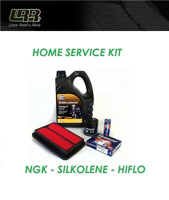 Honda Vtr1000 Firestorm 97 02 Service Kit Comp 4 Oil Spark Plug Air Oil Filter