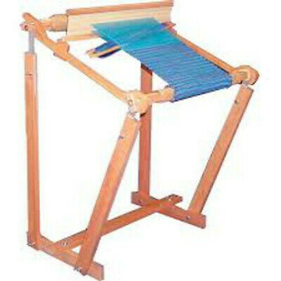 """24 """"beka rigid heddle loom and stand PLUS so much more."""