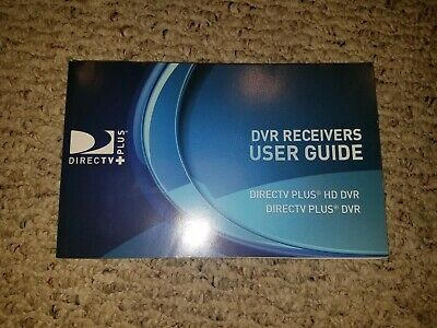 DirecTV Receivers User Guide DirecTV Plus HD DVR, DirectTV Plus DVR Free S&H