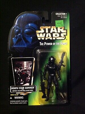 Star Wars Power Of The Force Death Star Gunner Action Figure Kenner 1996