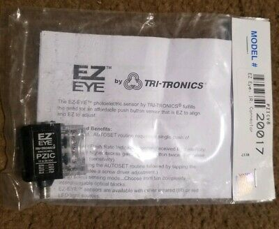 tri-tronics PZICV8 or 20017 photoelectric sensor