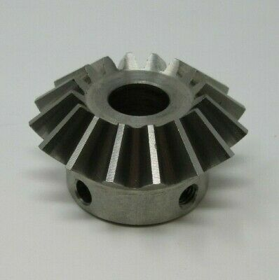 Madler Bevel Gear M2.5/ Z16 / D=12 Machined Steel, Pvd Solar Cell Mfg. 100015829