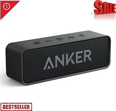 Bluetooth Speakers, Anker Soundcore Bluetooth Speaker with Loud Stereo Sound,