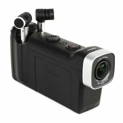 Zoom Q4n 2.3K HD Handy Video Recorder HD Video Camera and Audio Recorder