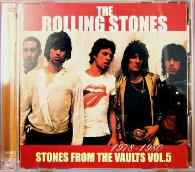 The Rolling Stones From The Vaults Vol 5 CD 2 Discs Set Pops Rock Music F/S