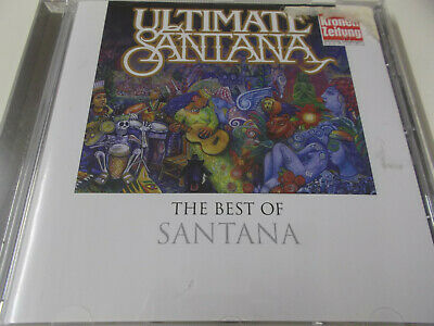49450 - Ultimate Santana (The Best Of ...) - 2012 Sony Cd Album (Krone Edition)